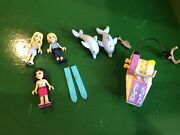 Lego Friends Dolphin Cruiser Boat Ship 41015 Almost Complete Instructions