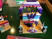 Lego Friends 41004 Rehearsal Stage W/ Instruction Manual 99 Complete Retired