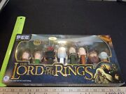 2011 Lord Of The Rings Pez Collector's Series - New In Box Rare Htf