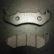 Front Disc Brake Pads For Keeway K-light 125i Euro 4 And Euro 5
