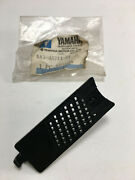 Nos Yamaha Cover Water Inlet 15hp 9.9hp Outboard Genuine Oem Part 683-45214-01