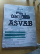 Asvab Study Guide 2013 Secrets To Conquering The Asvab 2013, Paperback