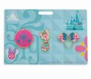 Minnie Mouse The Main Attraction Pin Set - Disneyand039s A Small World Confirmed