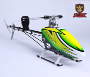 Jczk 700 Dfc 6ch 3d Flying Shaft Drive Rc Helicopter Kit With 530kv Brushless Mo
