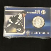 Richards+boyle+fedotenko Tampa Bay Lightning Stanley Cup Coins - Package Of 3