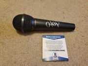 Otep Shamaya Signed Autograph Nady High End Microphone Beckett Bas