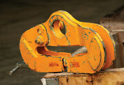 General Clamp 11 Ton 22400 Lb Super Beam Clamp 1-1/2 Flange Thickness
