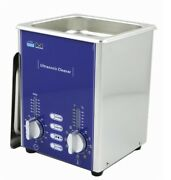 1.3l Useful Ultrasonic Cleaner Degas Sweep Cleaning Parts Jewelry Glasses Pcb