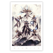 Invictus Gaming League Of Legends Lol Worlds 2018 Giclee Art Print Limited /200