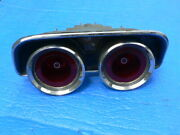 Mopar Dodge Charger Tail Light Taillight Tail Lamp Assembly Rt 1968 Oem Vintage