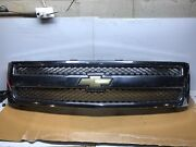 2008-2012 Chevy Silverado 1500 Grill With Emblem And Molding Oem 08-12