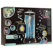 2010monster High Dead Tired Lagoona Blue Hydration Station Bed Lights Andbubbles