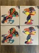 Kaws Ngv Snoopy Puzzle Set No Oneand039s Home And Stay Steady Peanuts 1 Set Each