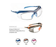 Comet Radiation Safety X-ray Glasses, 0.75mmle Front And 0.50mmle Sidestrips