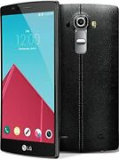 Lg G4 Tmobile Smart Phone For Parts/as Is Does Not Power On