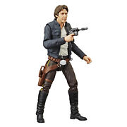 Star Wars The Black Series Han Solo Bespin 6-inch Scale Star Wars The Empire