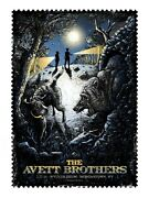 The Avett Brothers 2/27/14 Poster Morgantown Wv Signed And Numbered /200