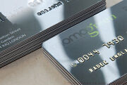 Plastic Business Cards - Gift Club Vip Discount Membership Pass Payment Banking