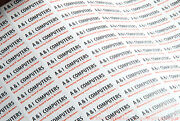Colorful Tamper Proof Labels Warranty Seals. Custom Text, Graphisc. Personalized