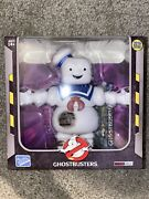 The Loyal Subjects Ghostbusters Sdcc 2019 Burnt Stay Puft Floor Stamp