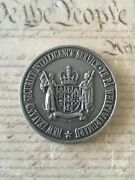 Director New Zealand Security Intelligence Service Nzsis Cia Nsa Challenge Coin