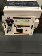 National Treasures Game Used Jersey Cowboys Randy White 4/5 2016