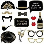 Roaring 20s Photo Booth Props Fully Assembled New Years Eve Party Supplies 2020