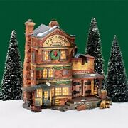 Dept 56 Dickens East Indies Trading Co Nib Retired 58302 Free Ship