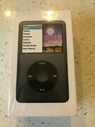 Andnbspapple Ipod Classic Black 160gb Mp3 Player-brand New-still In Original Package