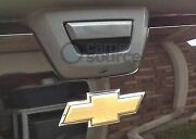2002-2014 Chevy Avalanche Premium Backup Camera-with Guidelines