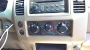 Temperature Control With Ac King Cab Fits 05-12 Frontier 510322