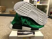 Adidas Pw Human Race Nmd Green Bb0620 Size 5 Ds 100 Authentic