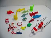 Vintage Penny Arcade Carnival Gumball Machine Prizes