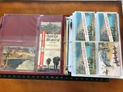 [373] Santa Monica And Pacific Palisades California Postcards ++ [all Posted]