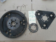 Mercedes Benz W108 250s W111 M108 Automatic Transmission Flywheel And Ring Gear
