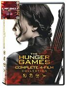 New Best Selling Game Hunger-games Complete 4 Film Collection Usa