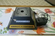 Hummingbird Fish Finder Display Unit For Demo On How They Work Electric Flat End