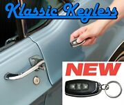 1967-68 Ford Mustang/mercury Cougar Power Locks, Trunk Latch And Keyless Entry Kit
