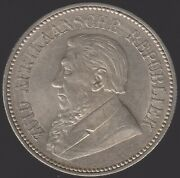 1897 South Africa 2 1/2 Shillings | World Coins | Pennies2pounds