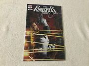 The Punisher 1 Lgy 229 Signed Michael Zeck Variant Cover Marvel Comic Book