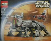 Lego Star Wars 4482 At-te 646 Pieces New Clone Troopers Original 2003 Rare