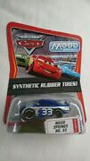 Disney Pixar Cars Mood Springs No 33 Diecast Synthetic Rubber Tires