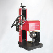 Pneumatic Rotary Dot Peen Marking Machine For Circle And Flat Surface Marking