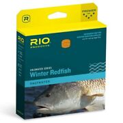 Rio Winter Redfish Fly Line - New Free Shipping
