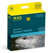 Rio Summer Redfish Fly Line - New Free Shipping