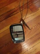 1969 1970 1971 1972 1973 Ford/mercury Mustang/cougar Chrome Remote Mirror