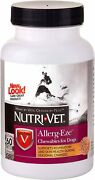 Allerg-eze Supplement For Dogs  Formulated With Antioxidants And Omega-3 Acids