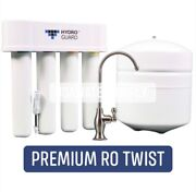 5 Stage Premium Home Drinking Reverse Osmosis Ro Water Filter System Membrane Rv