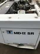 Thermo King Md-ii Sr Smart Reefer Diesel Refrigerated