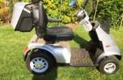 Tga Breeze S - All Terrain Mobility Scooter - 4/8mph
